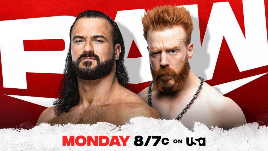 Previa WWE RAW 6 de septiembre de 2021