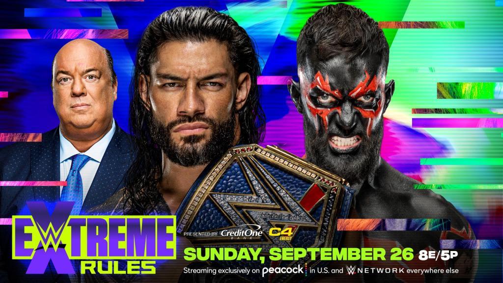 Horarios y cómo ver WWE Extreme Rules 2021