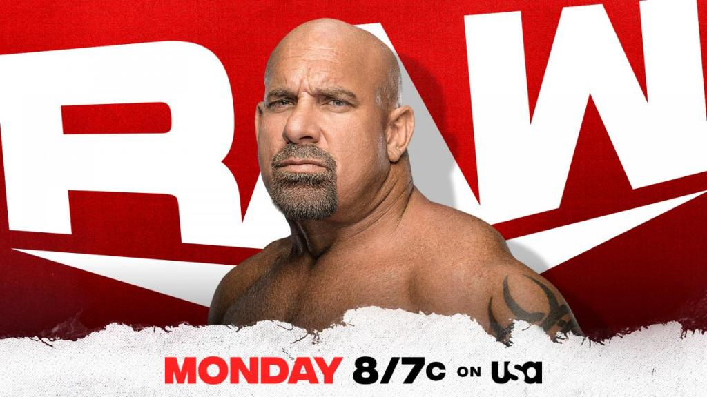 Previa WWE RAW 4 de octubre de 2021