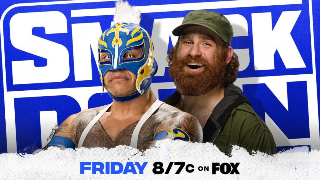 Previa WWE SmackDown 8 de octubre de 2021
