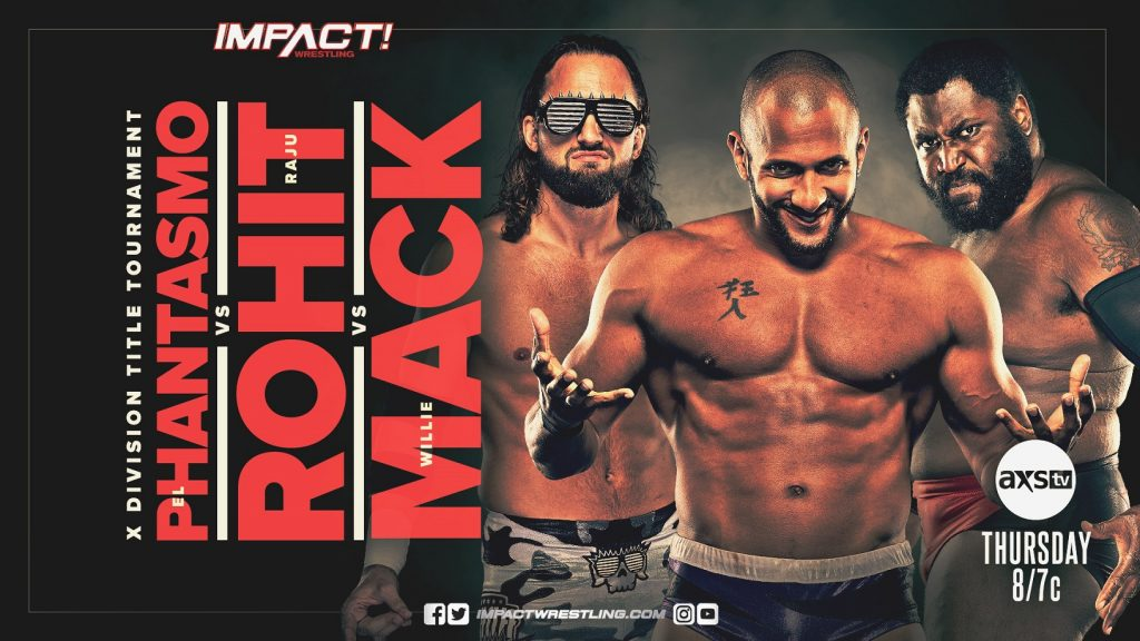 Previa IMPACT Wrestling 14 de octubre de 2021