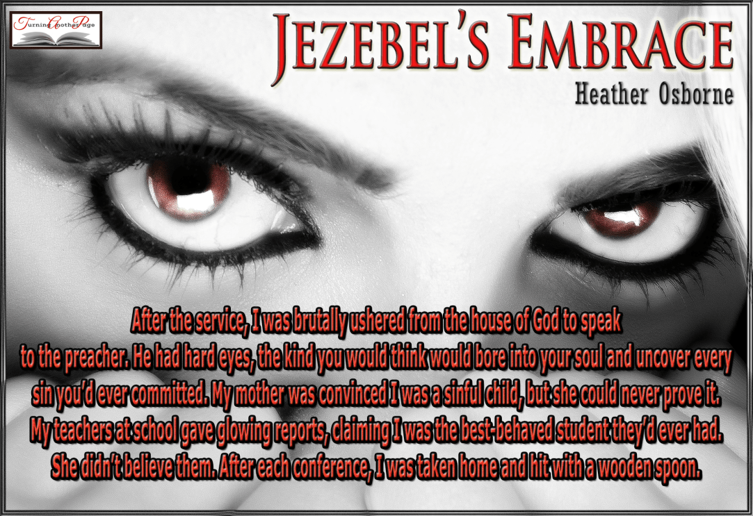 Jezebel's Embrace by Heather Osborne