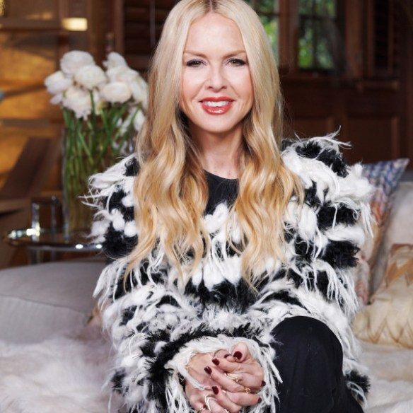 Rachel Zoe, courtesy The Zoe Report