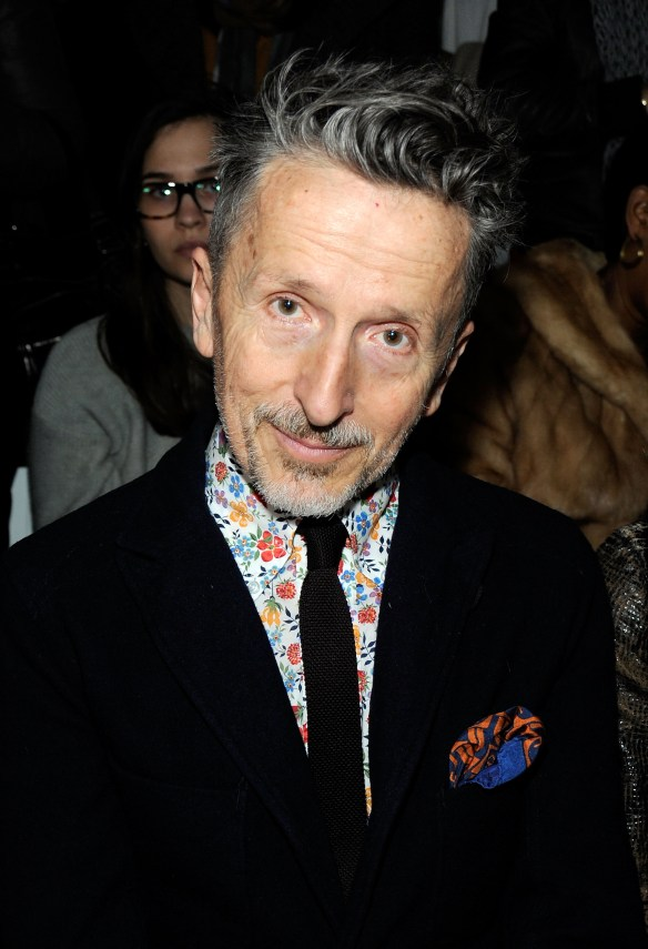 Simon Doonan  - Photo Credit: Getty Images