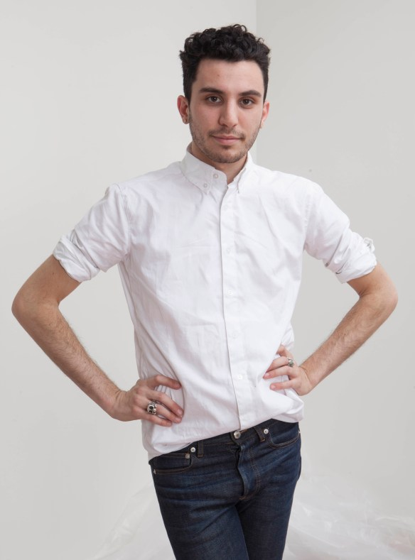 Daniel Silverstein, Creative Director, Co-Founder of 100%NY