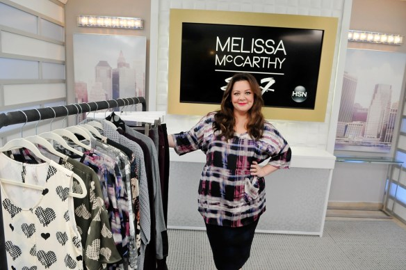 """I think you should dress exactly how you want to dress,"" says actress-turned-designer Melissa McCarthy (Photo by Gerardo Mora/Getty Images for HSN)"