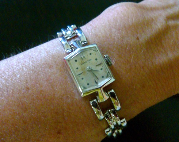 My Grandma Eleanor's Longines watch