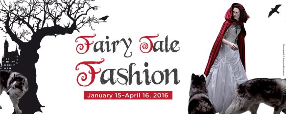 Fairy Tale Fashion Exhibit at FIT