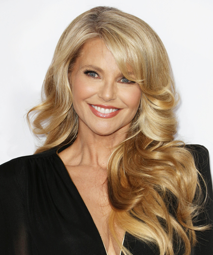 Christie Brinkley: Photo Credit - Matt Baron/BEIMAGES
