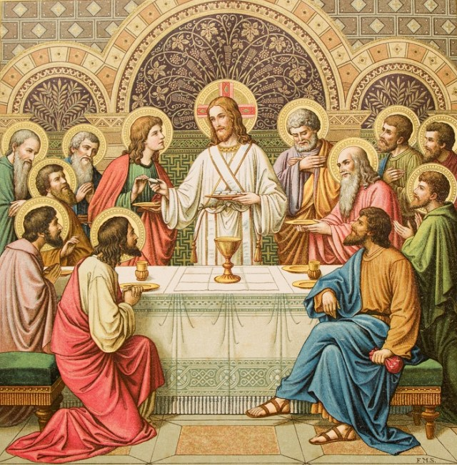 Last-Supper-of-Christ-Holy-Thursday