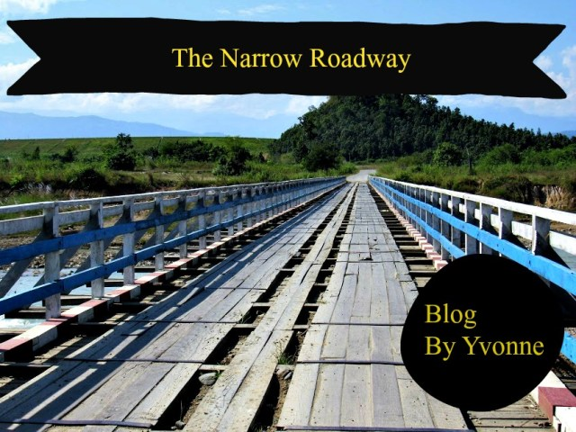 Road less traveled; back roads; country roads; Matthew 7:14; Road to Jesus;