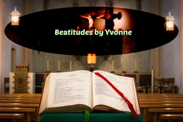 Beatitudes, Matthew 5:3. Poor in spirit. Those who mourn. Sermon on the mount.