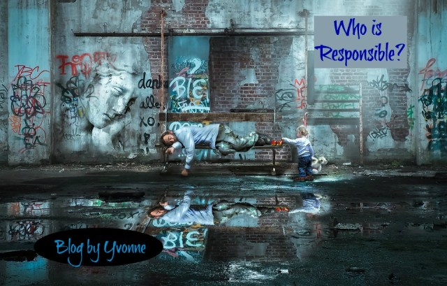 Who is Responsible? Helping others. Good Samaritan. Poor. Oppressed. Neighbor. Blog by Yvonne. We are called to help.