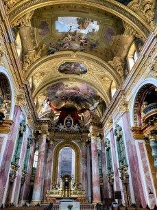 Church of the Jesuit - Vienna