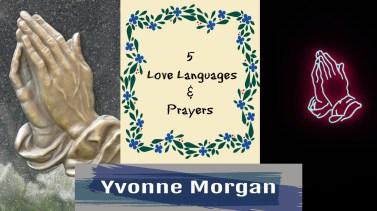 5 Love languages & prayers