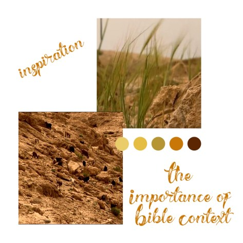 The Importance of Bible Context
