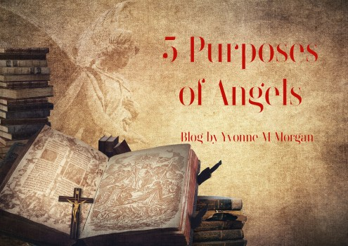 5 Purposes of Angels