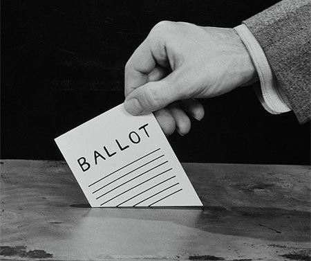 A Voting Guide for People who Follow Christ.