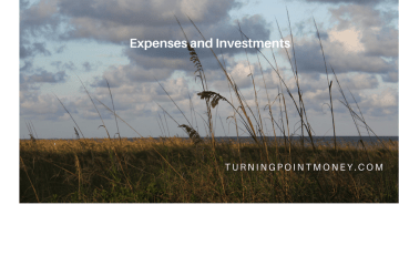 Expenses and Investments