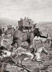 The Battle of Heraclea, 280 BC