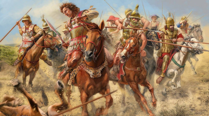 How Did Alexander the Great Sustain His Army?