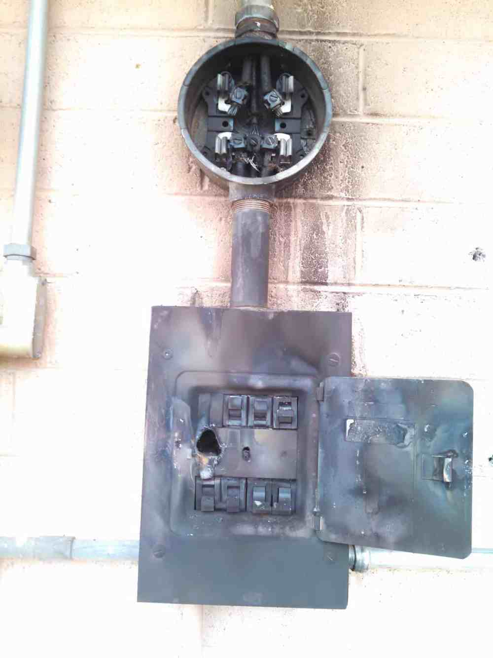 medium resolution of electrical repair phoenix electrician