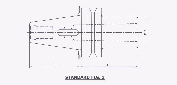 Milling Reduction Socket I Turnmax Machine Tools
