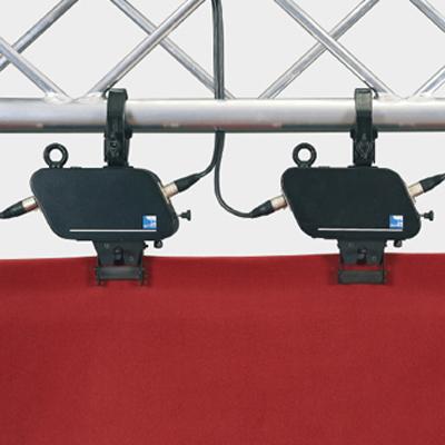 Kabuki Curtain Drop Reveal System