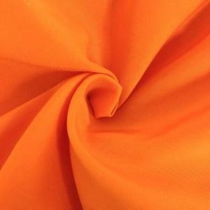 Poly Muslin Orange