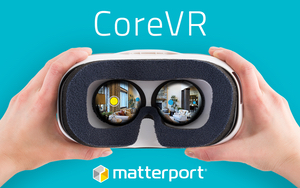 website matterport features vr
