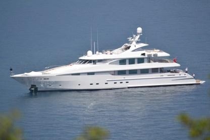 Big yacht!