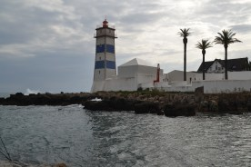 Cascais (or nearby) - Calv went out for a ride