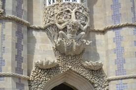 Detail at Pena Palace