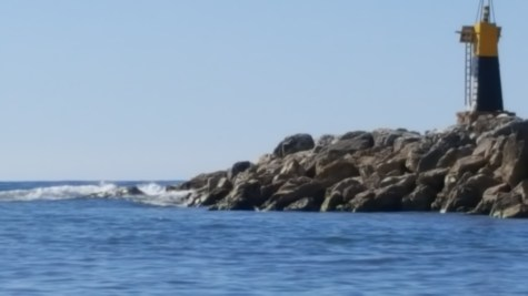 Calm waters (taken from the water!)