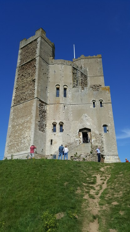 Entrance to Orford Castle