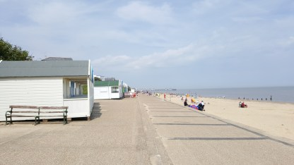 Beach huts for rent in Southwold