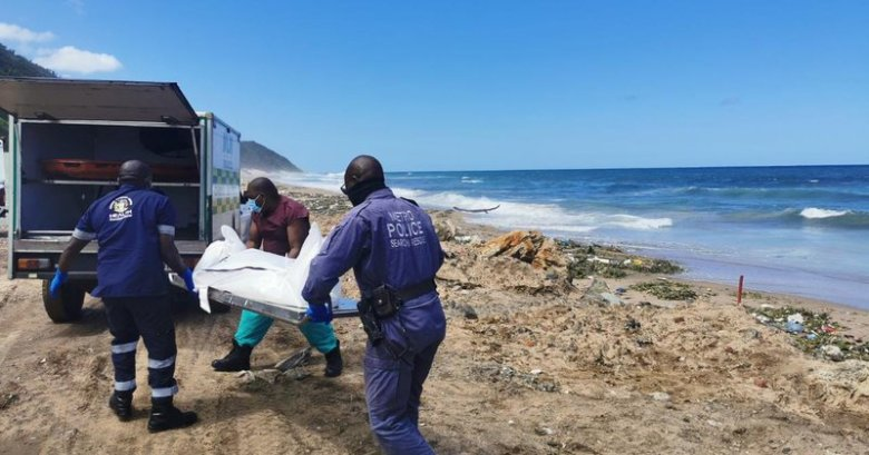 Headless body of woman found on Durban beach, police investigate