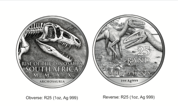 Screen Shot 2019 10 14 at 06.12.48.original - A brand new R25 dinosaur coin will be released in South Africa