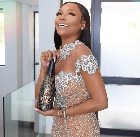 Screen Shot 2020 02 02 at 11.36.47.width 800 - Bonang Matheba unveils new BNG limited Prestige Reserve Brut MCC
