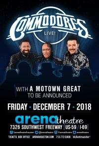 FRI - DEC 7, 2018 - COMMODORES