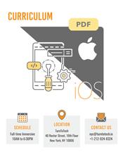 iOS Syllabus 2017