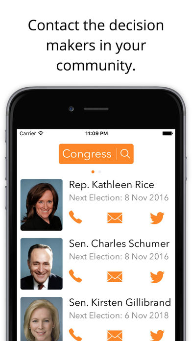 Voices app