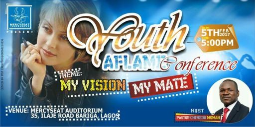 Youths Aflame Conference