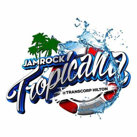 JamRock Tropicana Pool Party