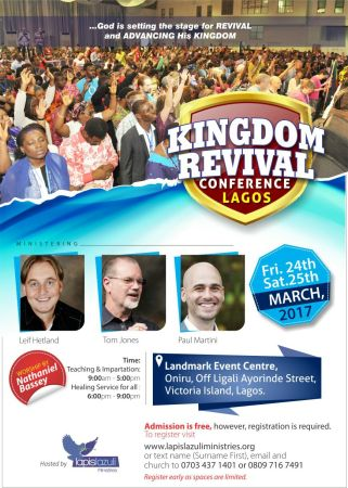 Kingdom Revival Conference