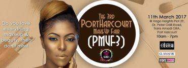 The 3rd Port Harcourt MakeUp Fair (PMUF3)
