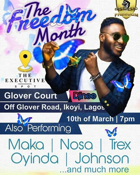The Freedom Month