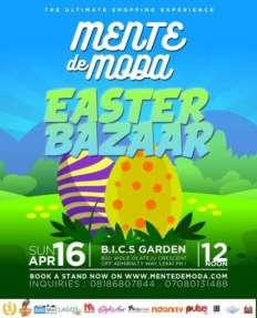Mente de Moda Easter bazaar