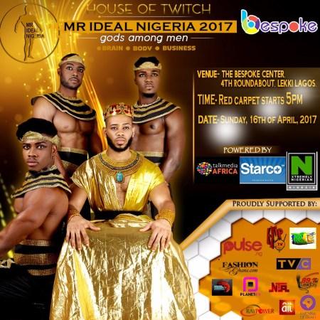 Mr Ideal Nigeria 2017