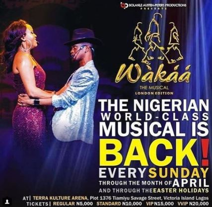 Wakaa The Musical